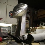 Fabricating the World's Coolest Fantasy Football Trophy from Aluminum