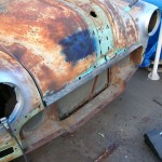 Hot Rod Rust Repair on a 1953 Pontiac Chieftain