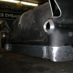 Building a rolled pan for a 50's custom